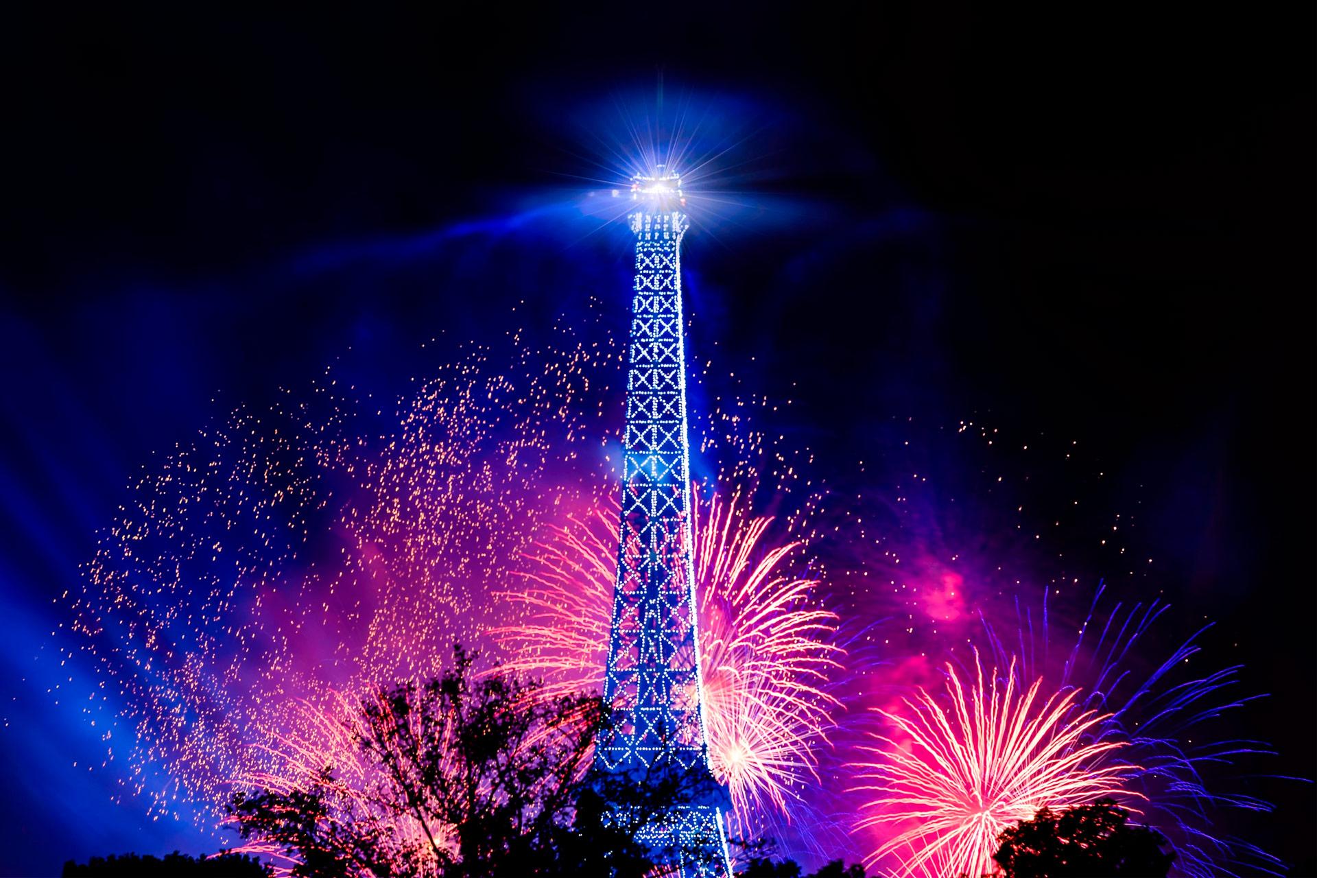 Festejos en Paris