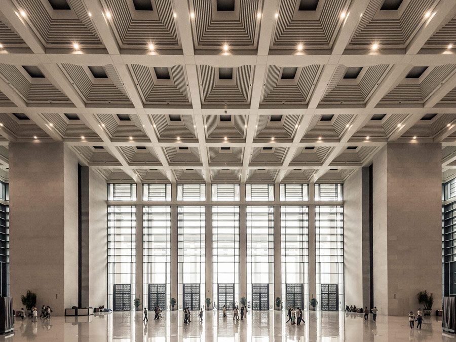 Museo Nacional de China, Beijing