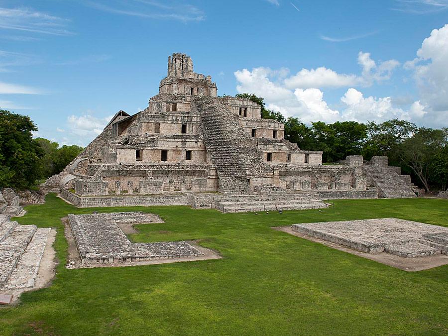 Sitio arqueológico de Edzná, Campeche