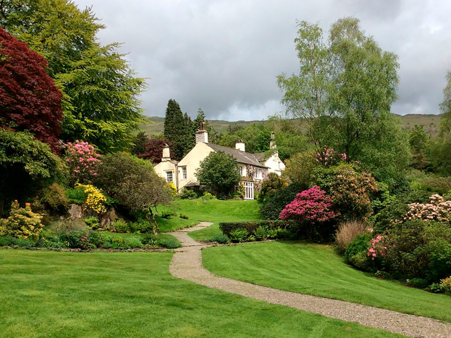 Ryadal Mount, Casa de Wordsworth