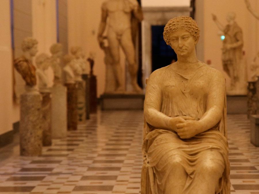 Museo Arqueologico Nacional de Nápoles