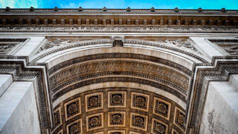 Arco del Trinfo, Paris