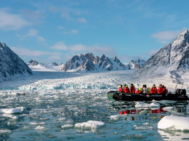 Glacier Monaco, Svalbard