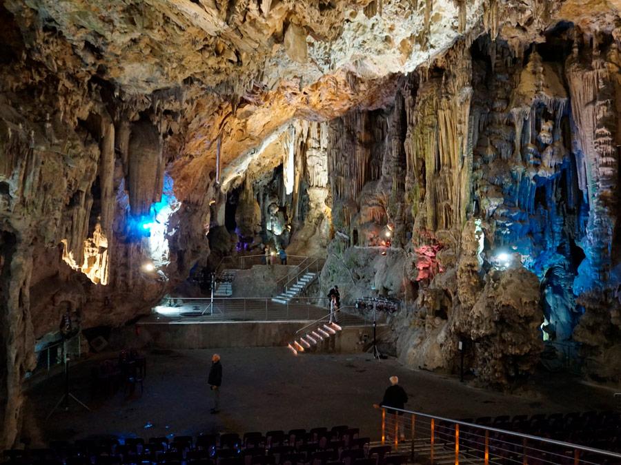 Cuevas de San Miguel, Gibraltar