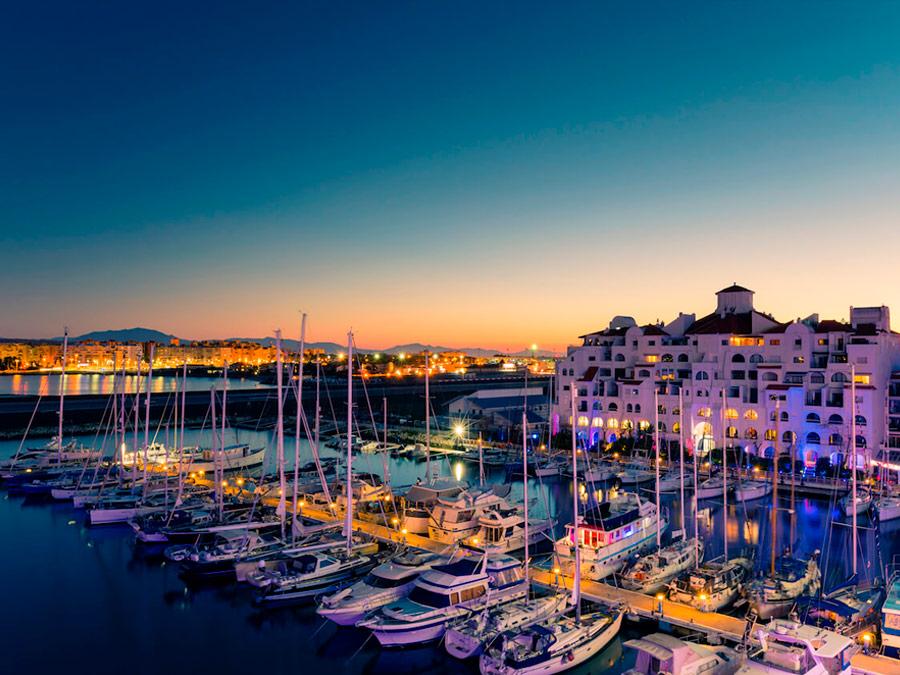 Ocean Village, Gibraltar
