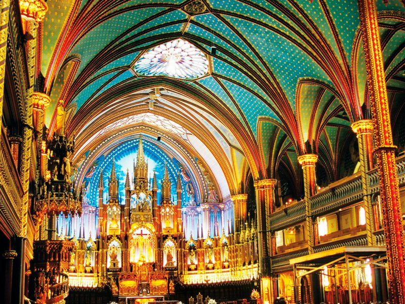 Catedral de Montreal