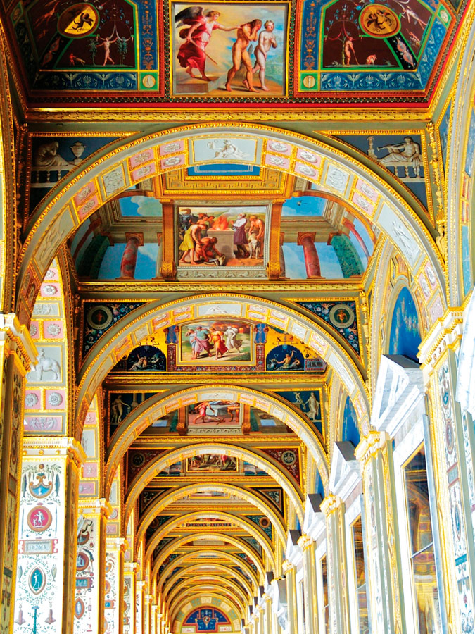 Museo Hermitage - San Petersburgo, Rusia