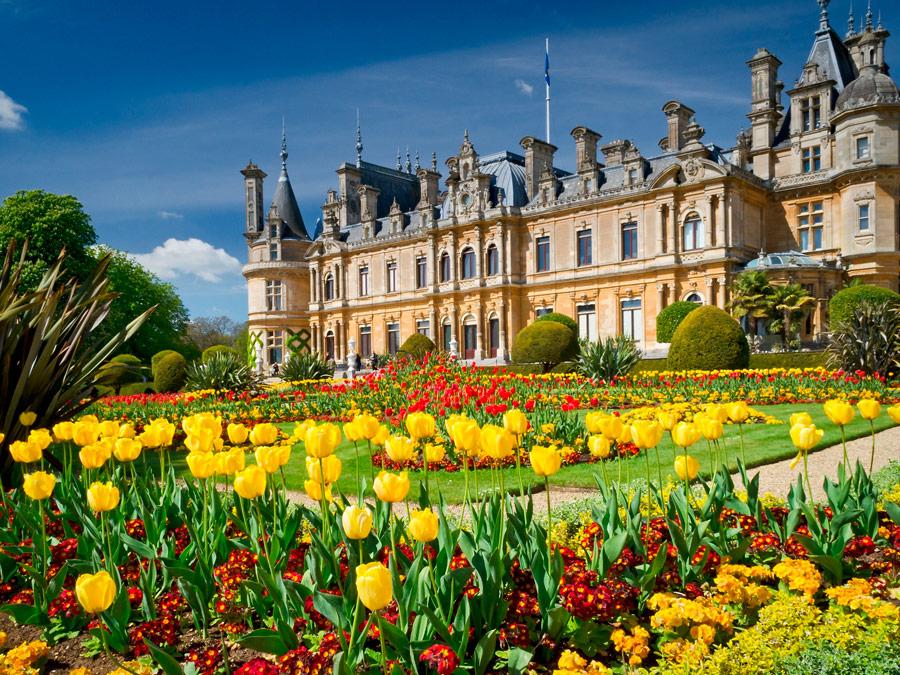 Waddesdon Manor, Inglaterra