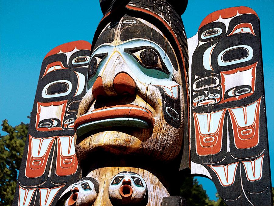 Ketchikan Heritage Center, Alaska.