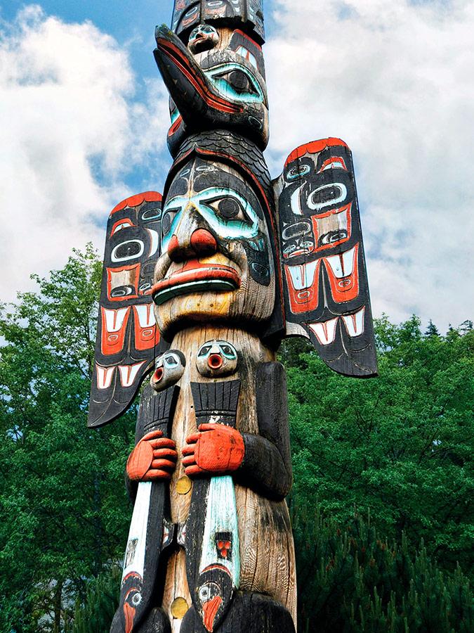 Tótem Heritage Center, Ketchican, Alaska