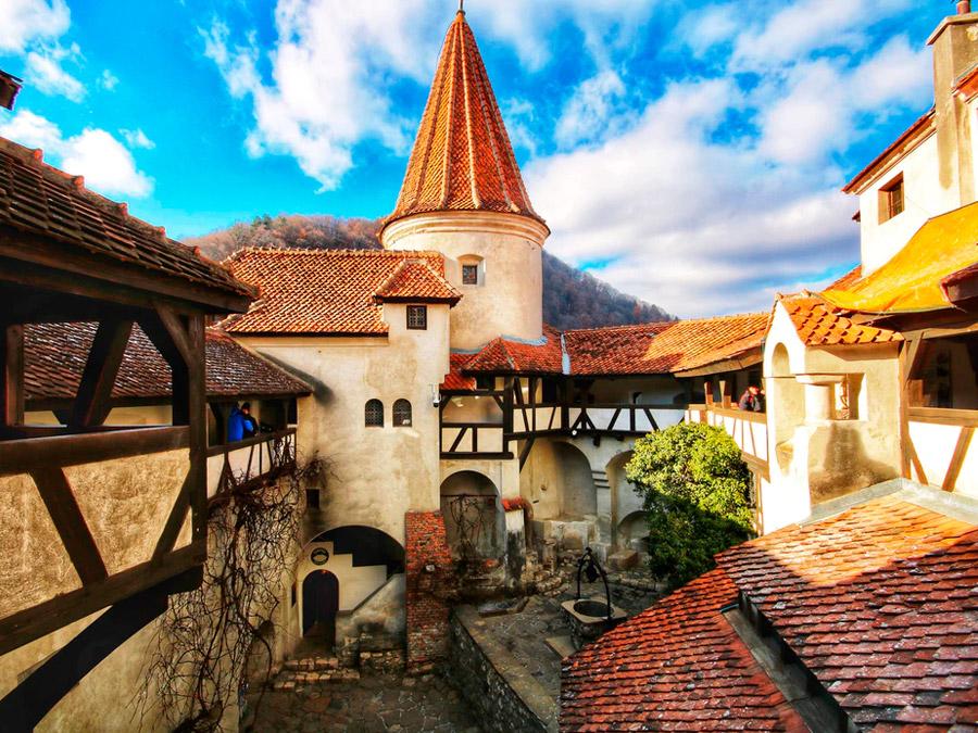 Castillo de Bran, Rumania
