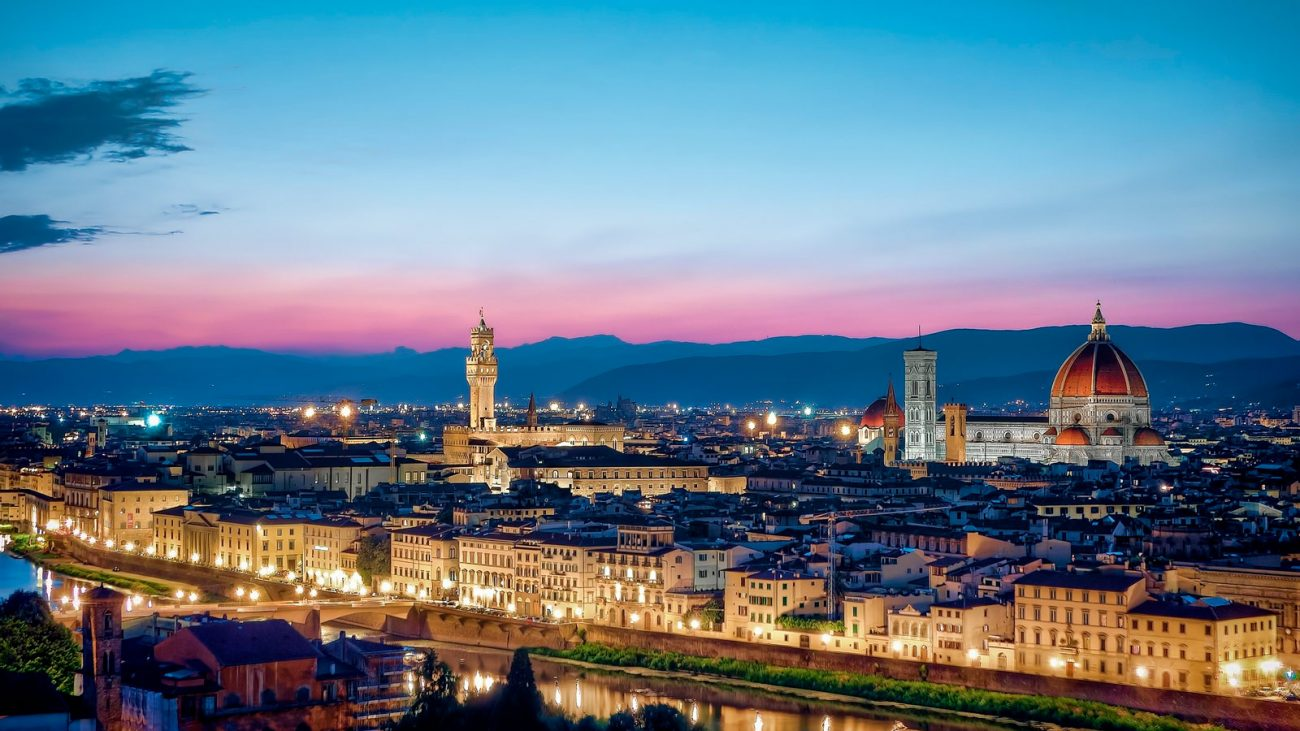 Florencia - Vista Panorámica
