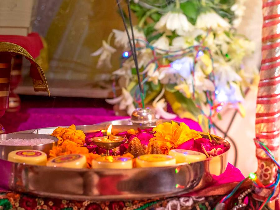 Pitru Paksha, India