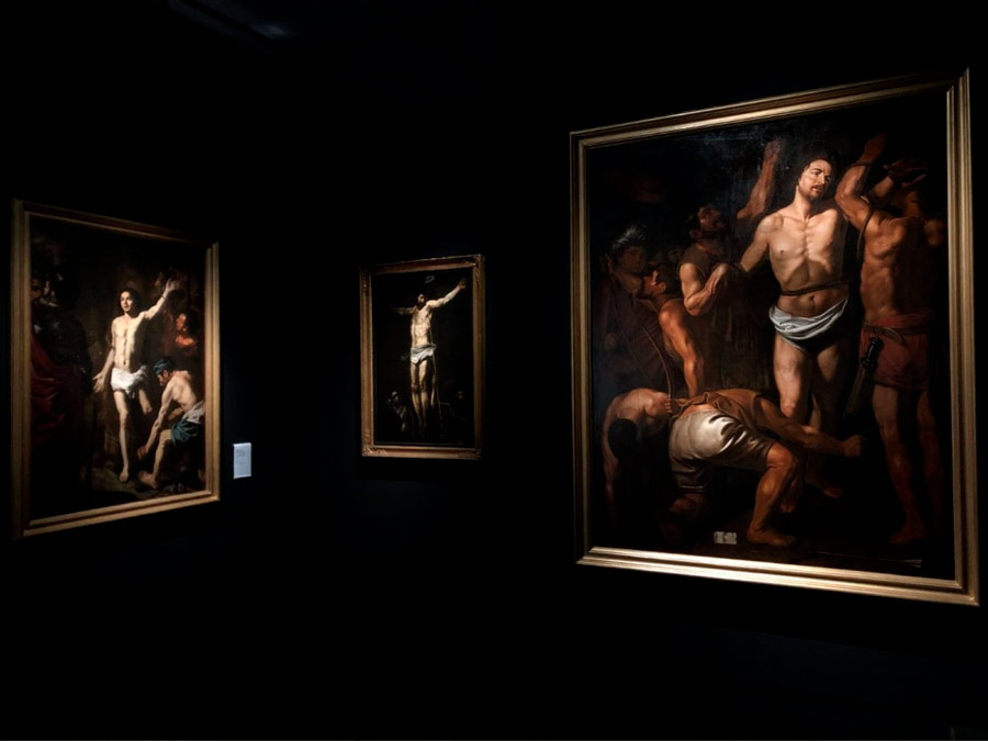 Museo Capodemonti, Nápoles, Italia