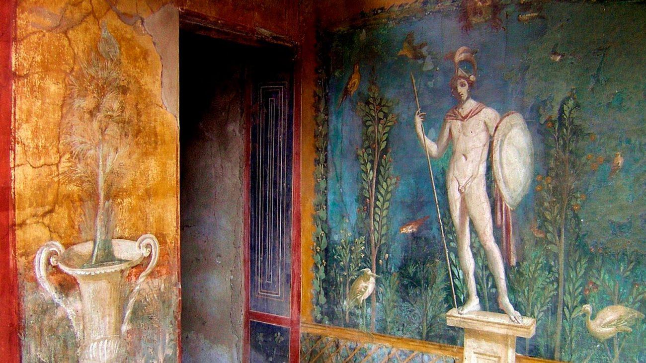 Casas de Pompeya