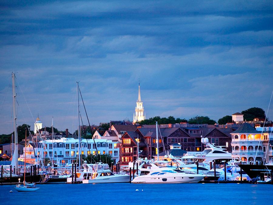 Harbour, Newport, Rhode Island