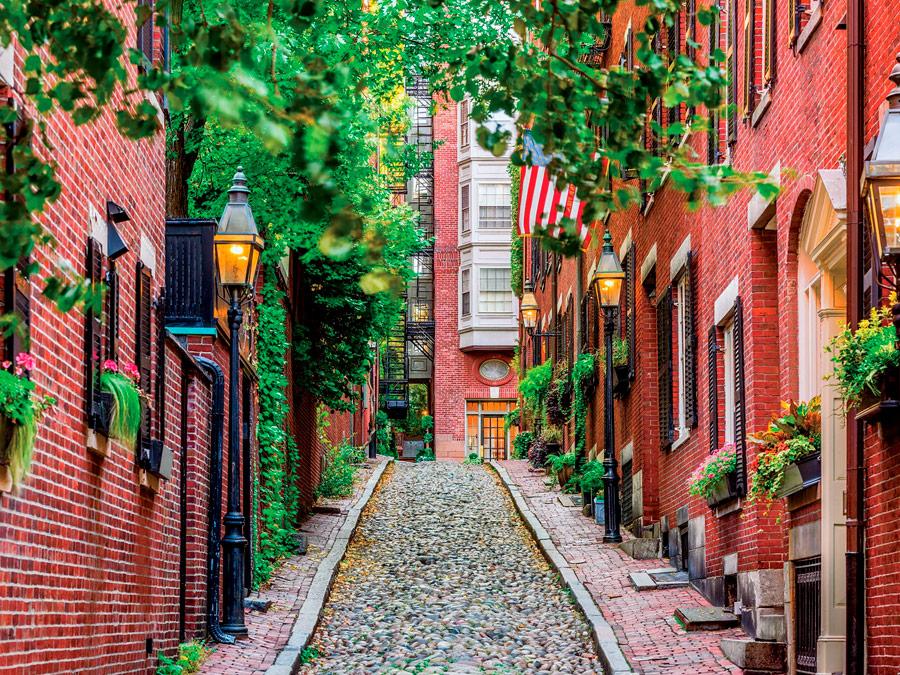 Old Town de Boston