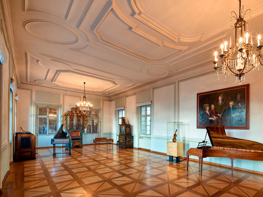 Residencia de Mozart en Salzburgo