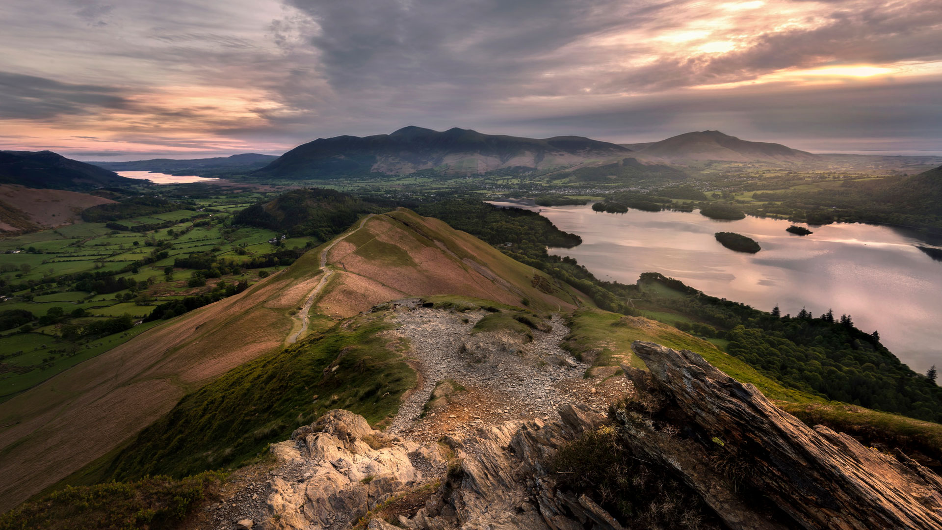 Lake District Inglaterra