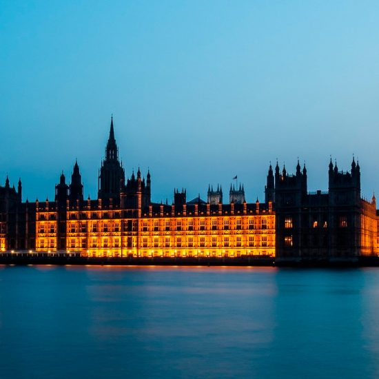 Parlamento Británico, Londres