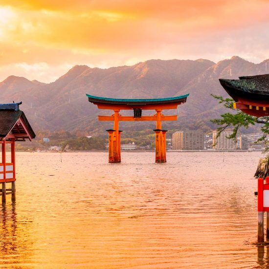 templo de Itsukushima