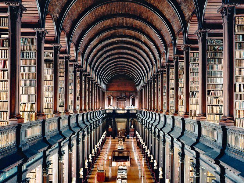 Biblioteca del Trinity College de Dublin